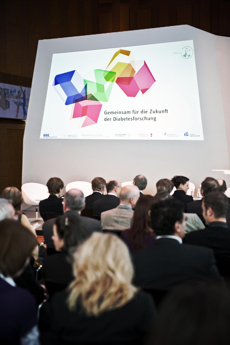 Eröffnung des Deutschen Zentrums für Diabetesforschung e.V. (DZD)